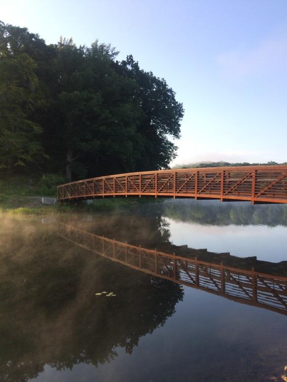 Lake alma july 2018