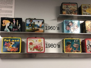 Oasis Diner lunch boxes