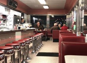 Oasis Diner regulars