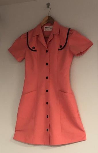 Oasis Diner uniform