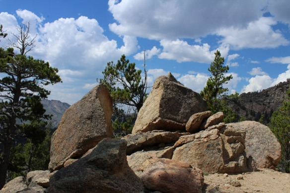 Laramie Peak rocks and sky.JPG
