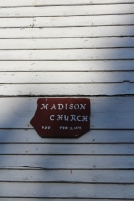 a madison sign